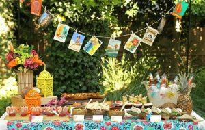 Come organizzare una festa a casa vostra