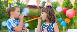 Festa estiva per bambini