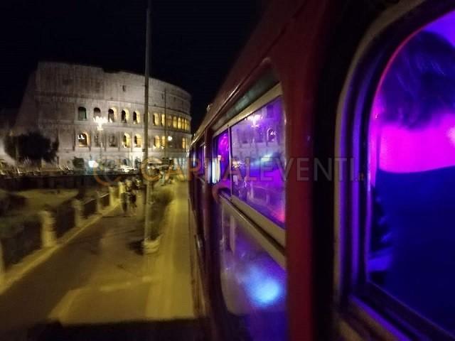Festa in bus Inglese Roma 2